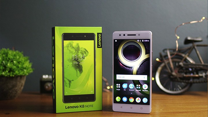 Best Camera Phone Under 15000 in India with Dual Camera setup lenovo k8 note