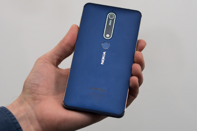 Nokia 6 2018 specs specifications and features price in india