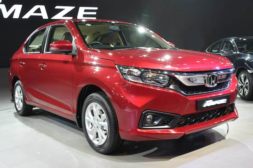Most Fuel Efficient Diesel cars in India automatic cvt amaze