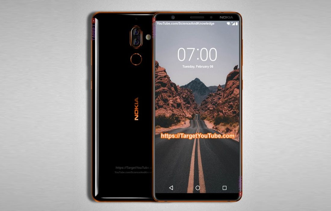 Nokia 7 Plus Specification , Features , Price and Review - MyGadgetReviewer