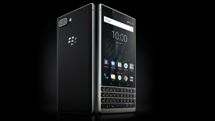 Blackberry KEY2 Launched with Dual Camera features
