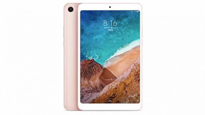 Xiaomi Mi Pad 4 Launched , Price , Specification and Features