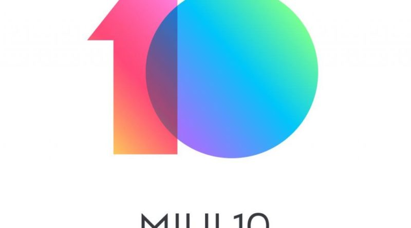 list of devices to get miui 10 update - mygadgetreviewer
