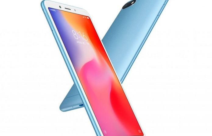 Redmi 6 Launch Date , Specifications and Features , Price in India