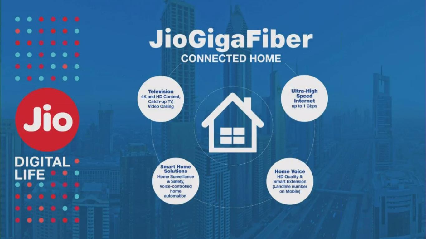jio gigafiber broadband