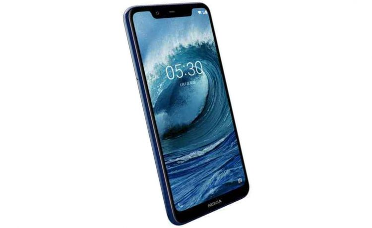 Nokia X5 launched price in india specs and features hmd global nokia 5.1 specification india release date dual camera notch display x5 global variant launch