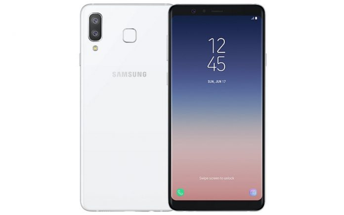 Samsung Launches Galaxy A8 Star in India with Big Infinity Display , price , specs and features
