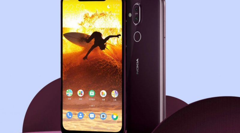 Nokia 8.1 specs and features