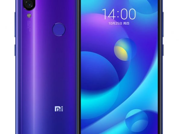 redmi note 7 launched at 9999