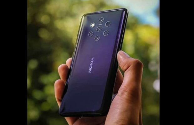 World's First 5 Camera Smartphone Nokia 9 Pure to launch soon Specs and Features