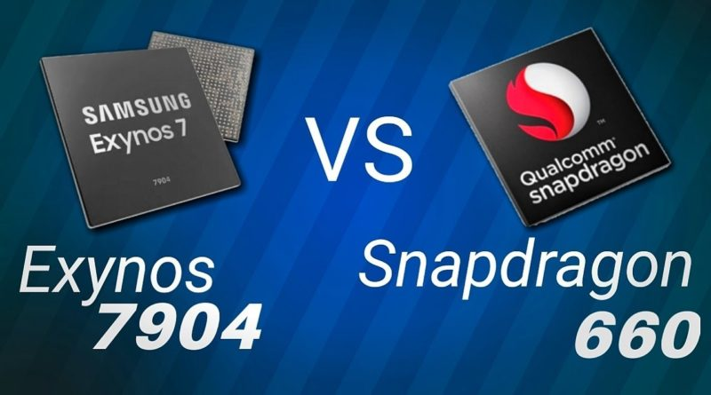 exynos 7904 vs snadragon 660 features samsung galaxy m20 vs redmi note 7