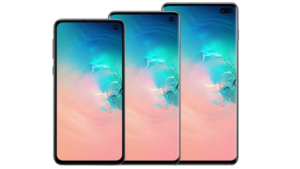 samsung s10 smartphones specifications and features