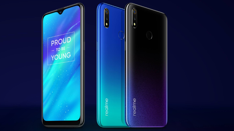 realme 3 pro specificaions and features