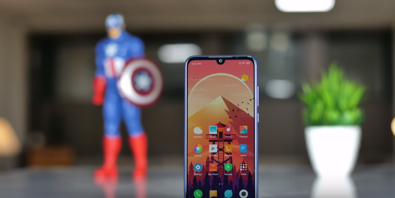 update redmi note 7 pro to miui 11