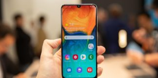 samsung galaxy a50 review with specifications and features