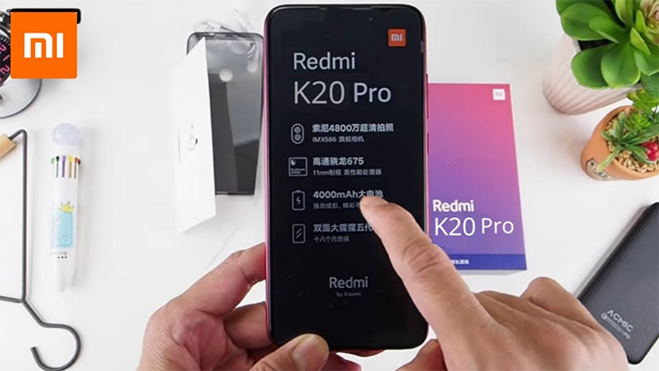 Redmi K20 Specification and features , Launch Date and price in India