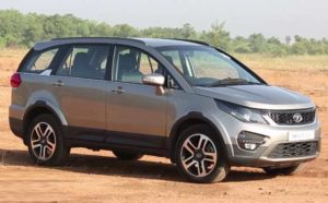 new tata hexa service cost and details