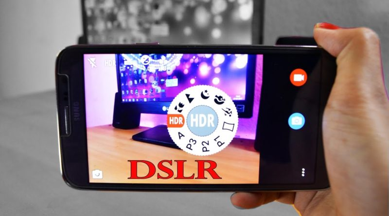 want to get DSLRs camera feel from your android smartphone camera then check out the top 5 and best free dslr camera apps in 2019 for android