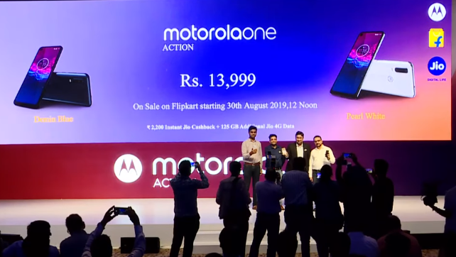 Motorola One Action Full Specifications, Price and India price