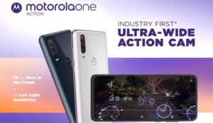 motorola one action camera details ultra wide images