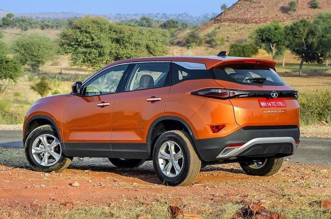 tata harrier service cost and schedule maintenance details prices