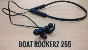 boAt Rockerz 255 Sports Bluetooth Wireless Earphone review which is boat best wireless earphone under 2000
