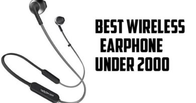 list of top 5 Best Wireless Earphones Under 2000 in India 2019 : Review