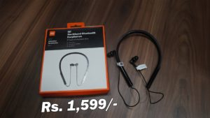 Mi neckband Bluetooth Earphones review