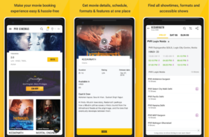 pvr cinema official app