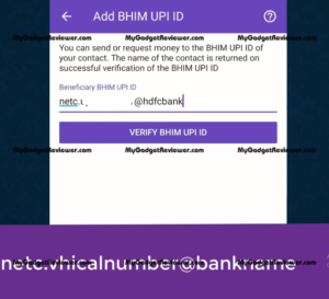 add balance to toll tax sticker using bhim upi id
