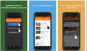 videos downloader for facebook apps