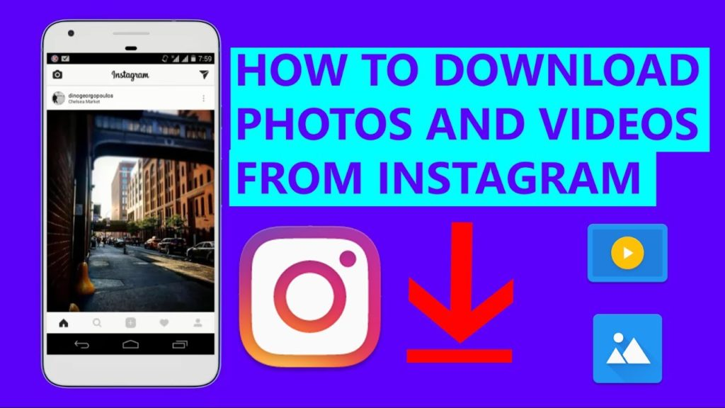 How To Download Videos From Instagram Via App Browser In 2020