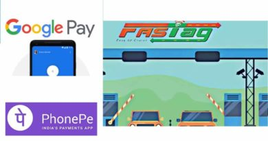 how to recharge fastag account online in 2020paytm and phonpe upi google pay