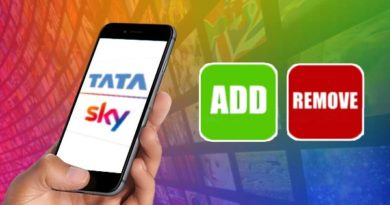 Tata Sky Channel Selection guide: How to Add/Remove Packs in 2020