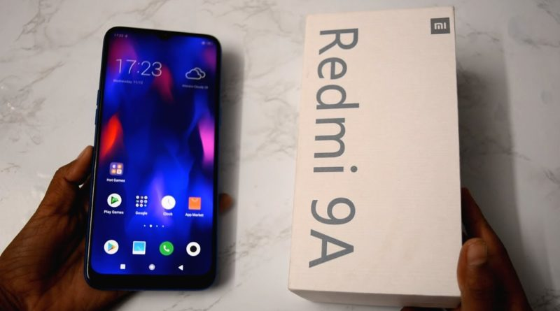 xioami redmi 9a full specifications, features and price in india
