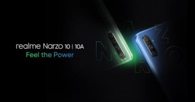 Realme Narzo 10A full Specifications, Features, Price in India