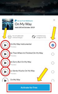 how to subscribe and activate hello tune in airtel app