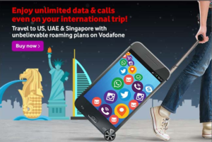 vodafone international roaming unlimited plans and packs unlimited outgoing calls and data
