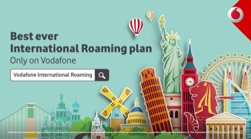 vodafone international roaming packs i-roam price and details unlimited data and calls