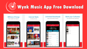 wynk music app free download songs