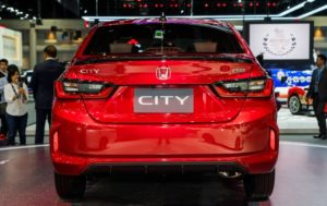 honda city 5th generation safety features and specifications