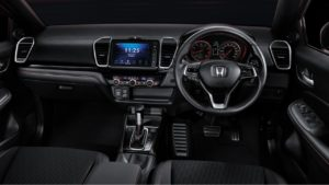 honda city 2020 interior images infotainment system and features