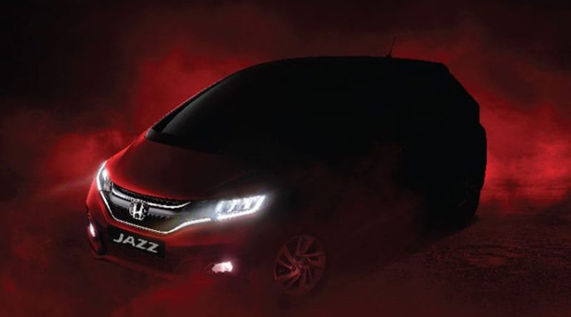 honda jazz 2020 bs6 teased by honda check price and features