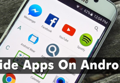 How to Hide Apps in Your Android Smartphone