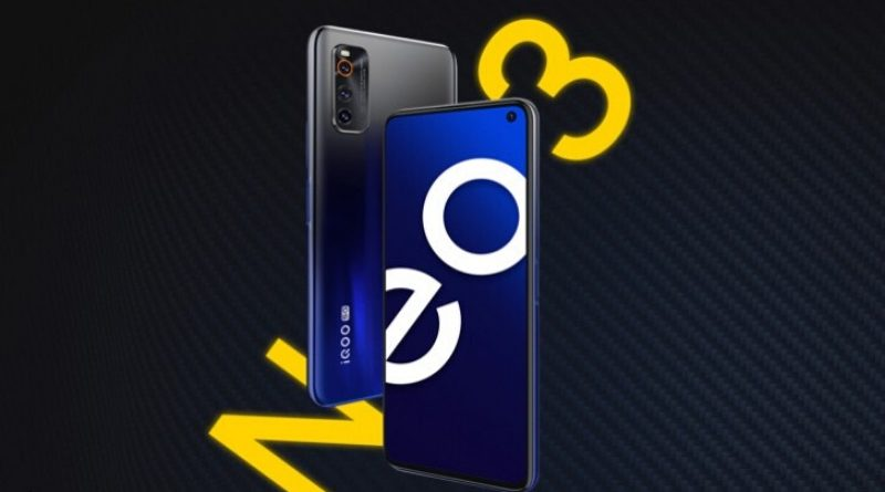 iqoo neo 3 5g full specifications and features snapdragon 865