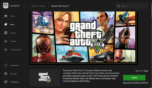 gta V available to download free untl 21 may