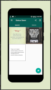 how to save whatsapp video status in gallery