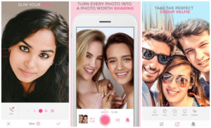 beautyplus app edit selfies and photos in full HD
