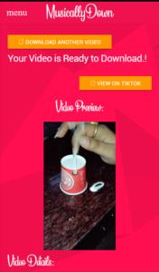 download tiktok wihout user id