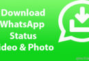 how to download whatsapp status video